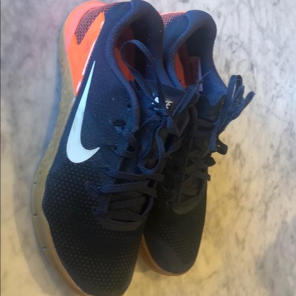 9b737870ffac6 Nike Metcon 4 Men s Training Shoes - Thunder Blue.  M 5c797b5a409c15b889ac09a8
